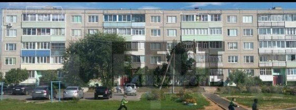 Продажа трёхкомнатной квартиры село Дмитровский Погост, Новая улица 9, цена 1700000 рублей, 2021 год объявление №543145 на megabaz.ru