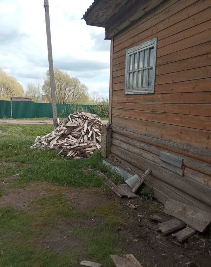 Продажа дома деревня Васютино, цена 300000 рублей, 2021 год объявление №543114 на megabaz.ru