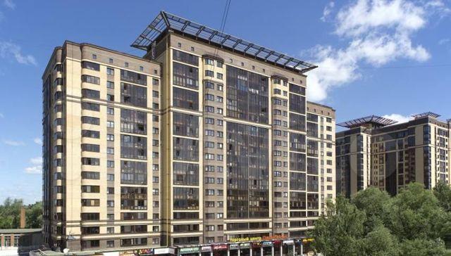 Аренда однокомнатной квартиры Наро-Фоминск, улица Войкова 3, цена 22000 рублей, 2021 год объявление №1307899 на megabaz.ru