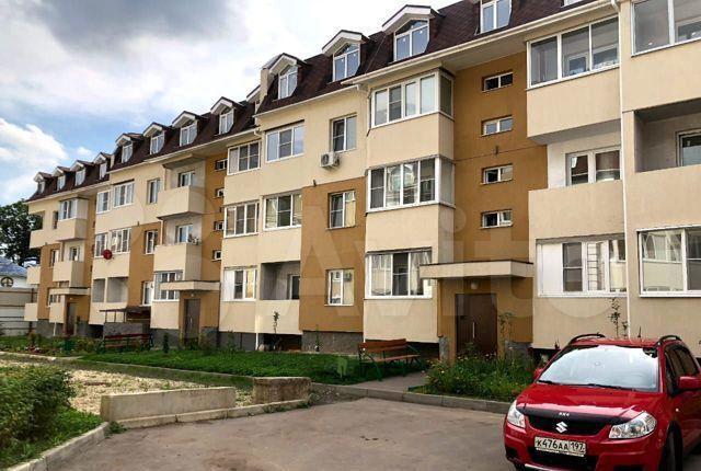 Продажа однокомнатной квартиры деревня Бородино, Варшавское шоссе 68, цена 4550000 рублей, 2021 год объявление №549002 на megabaz.ru