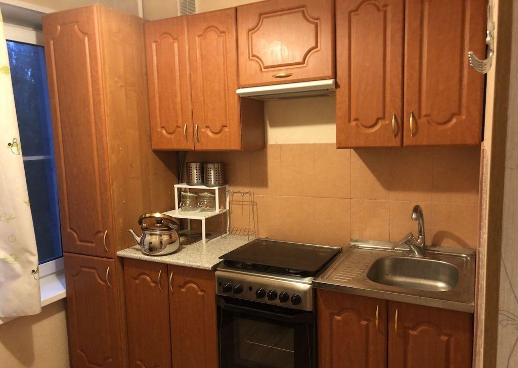 Аренда однокомнатной квартиры село Троицкое, цена 17000 рублей, 2021 год объявление №1237530 на megabaz.ru