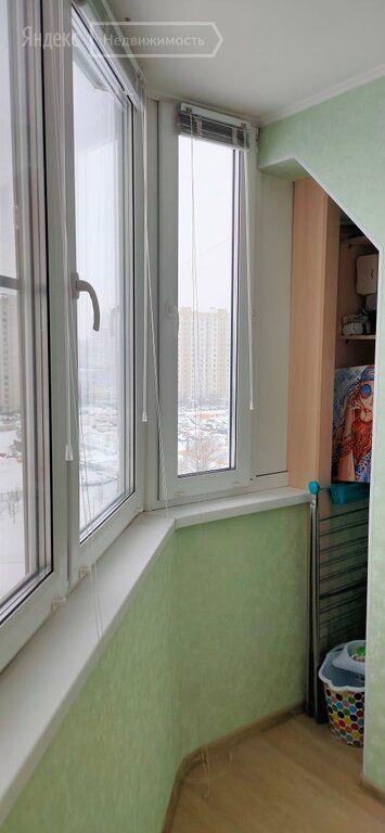Продажа однокомнатной квартиры Москва, метро Алма-Атинская, Братеевская улица 16к6, цена 9800000 рублей, 2021 год объявление №578594 на megabaz.ru