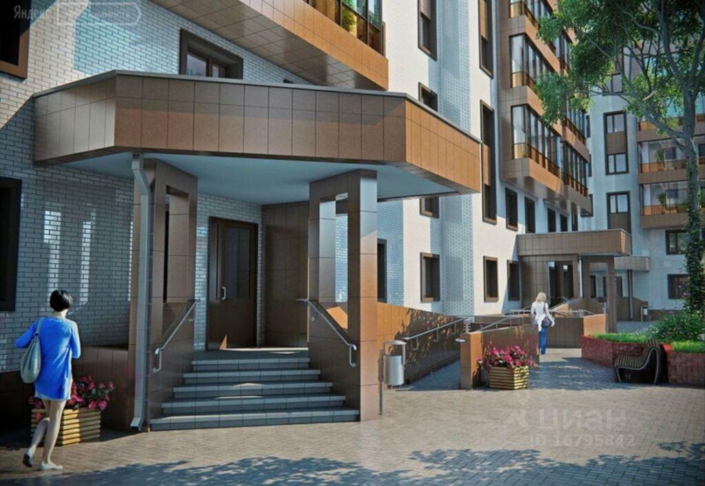 Продажа трёхкомнатной квартиры деревня Пирогово, улица Ильинского 4к1, цена 9350000 рублей, 2021 год объявление №642659 на megabaz.ru
