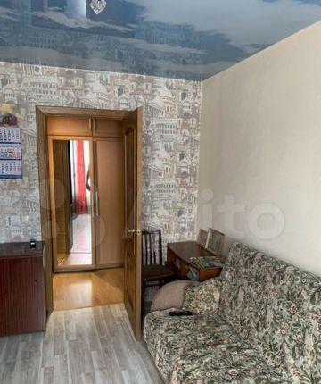Продажа двухкомнатной квартиры Москва, метро Бауманская, Бакунинская улица 43/55, цена 12100000 рублей, 2021 год объявление №474953 на megabaz.ru