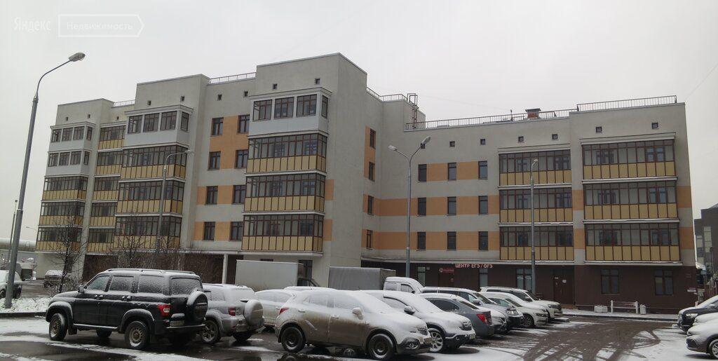 Продажа пятикомнатной квартиры Москва, улица Федосьино 2, цена 24000000 рублей, 2021 год объявление №544129 на megabaz.ru