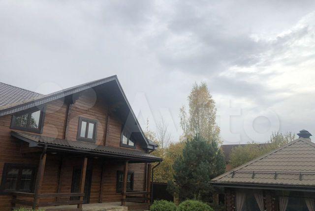 Продажа дома деревня Пушкино, цена 7989999 рублей, 2021 год объявление №544096 на megabaz.ru