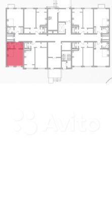 Продажа студии деревня Глухово, улица Рублёвское Предместье, цена 3375363 рублей, 2021 год объявление №553680 на megabaz.ru