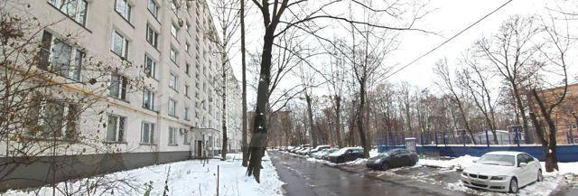 Продажа однокомнатной квартиры Москва, метро Тимирязевская, улица Яблочкова 4, цена 3600000 рублей, 2021 год объявление №550675 на megabaz.ru