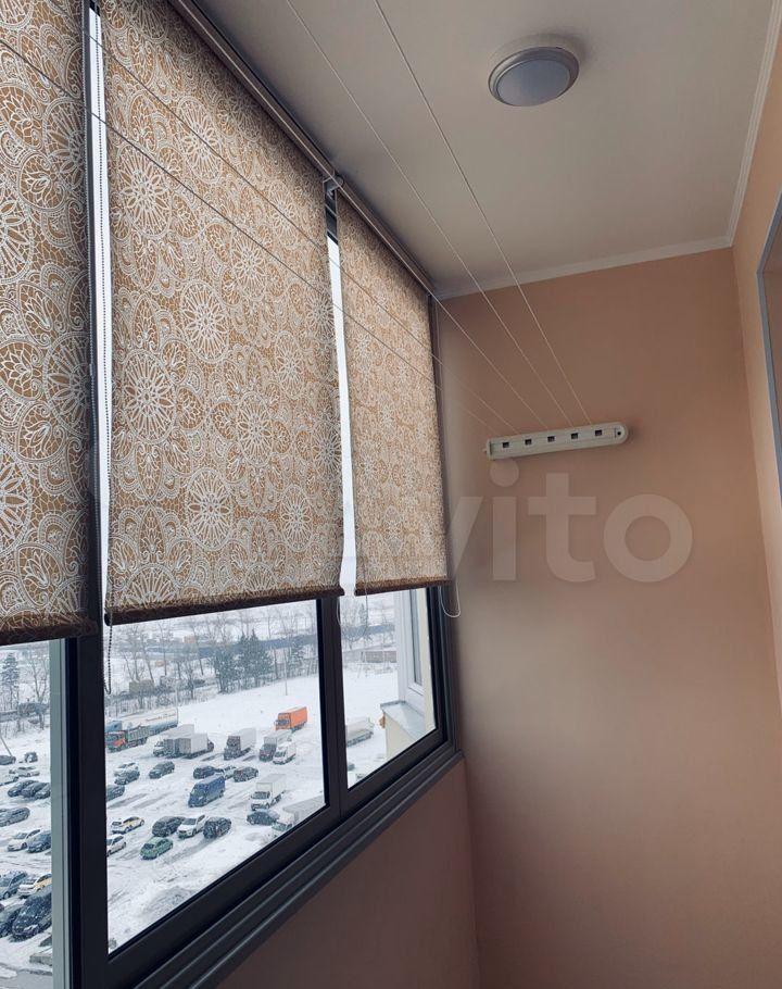 Аренда однокомнатной квартиры село Домодедово, улица Творчества 3, цена 26000 рублей, 2021 год объявление №1363454 на megabaz.ru