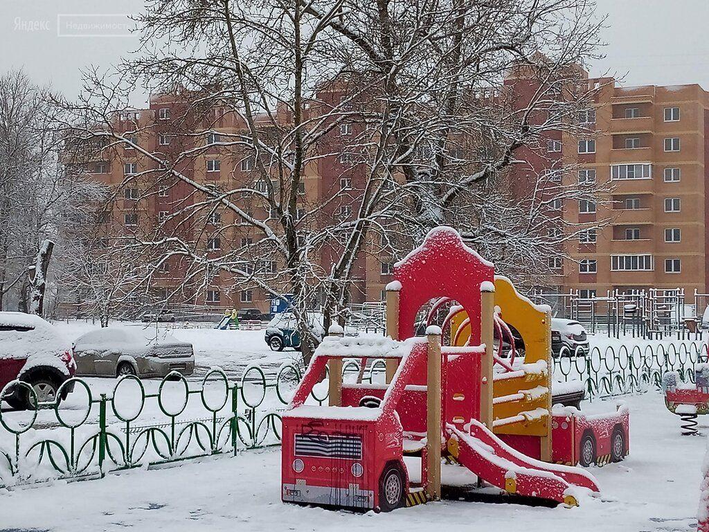 Продажа однокомнатной квартиры поселок Смирновка, цена 2800000 рублей, 2021 год объявление №552718 на megabaz.ru