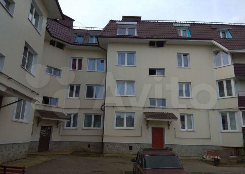 Продажа двухкомнатной квартиры Высоковск, Текстильная улица 11, цена 3100000 рублей, 2021 год объявление №701948 на megabaz.ru