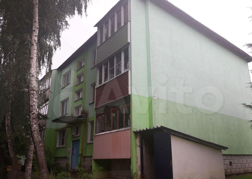 Продажа двухкомнатной квартиры деревня Слобода, Центральная улица 17, цена 1850000 рублей, 2021 год объявление №534961 на megabaz.ru