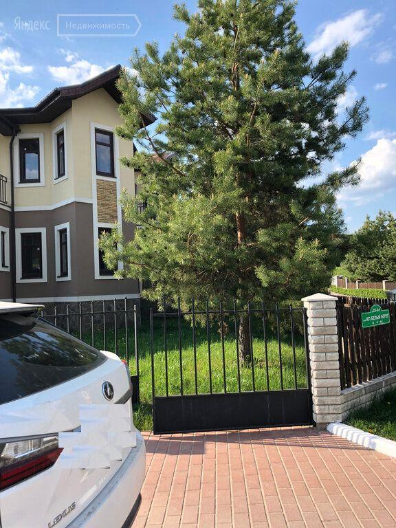 Продажа дома село Верхнее Мячково, цена 12500000 рублей, 2021 год объявление №544772 на megabaz.ru