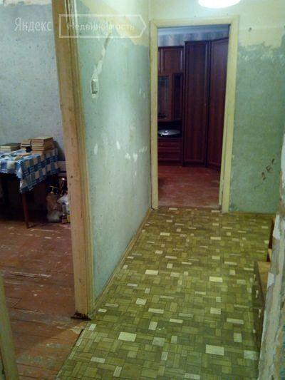Продажа двухкомнатной квартиры рабочий посёлок Михнево, Тепличная улица 3, цена 3000000 рублей, 2021 год объявление №565144 на megabaz.ru
