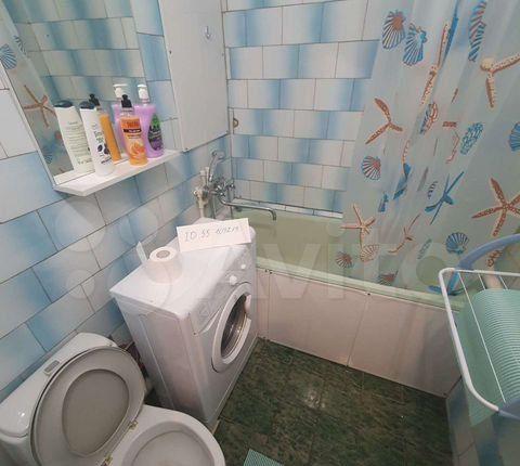 Аренда однокомнатной квартиры Электросталь, проспект Ленина 45, цена 1300 рублей, 2021 год объявление №1318422 на megabaz.ru