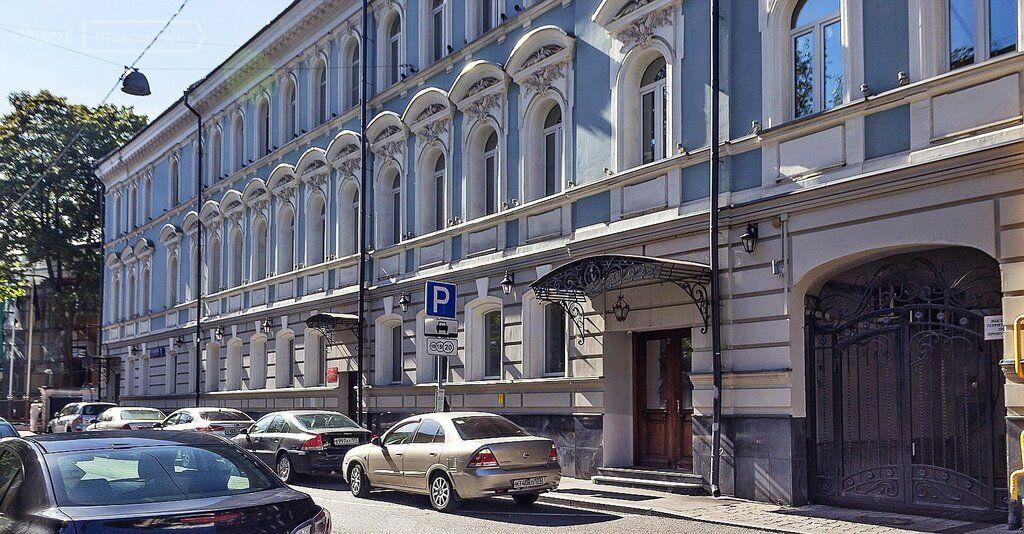 Продажа студии Москва, метро Арбатская, Малый Кисловский переулок 7, цена 7800000 рублей, 2021 год объявление №660547 на megabaz.ru