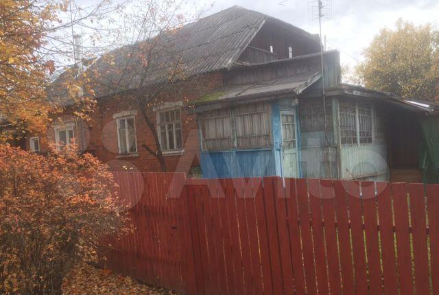 Продажа дома рабочий посёлок Тучково, Московская улица 31, цена 800000 рублей, 2021 год объявление №530725 на megabaz.ru