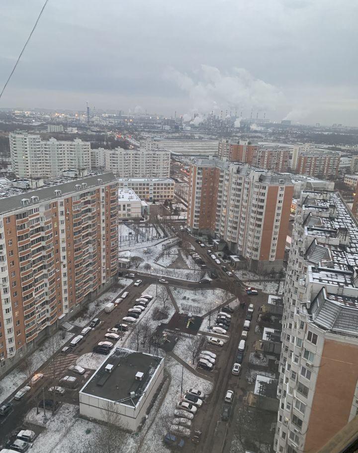 Продажа однокомнатной квартиры Москва, метро Братиславская, Белореченская улица 41к1, цена 7600000 рублей, 2021 год объявление №545128 на megabaz.ru