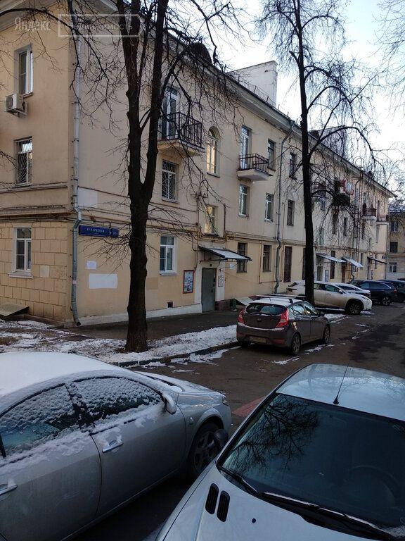 Продажа однокомнатной квартиры Москва, метро Первомайская, 4-я Парковая улица 24А, цена 5995000 рублей, 2021 год объявление №545096 на megabaz.ru