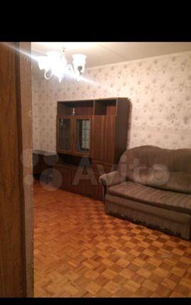 Аренда однокомнатной квартиры село Семеновское, цена 12000 рублей, 2021 год объявление №1286240 на megabaz.ru