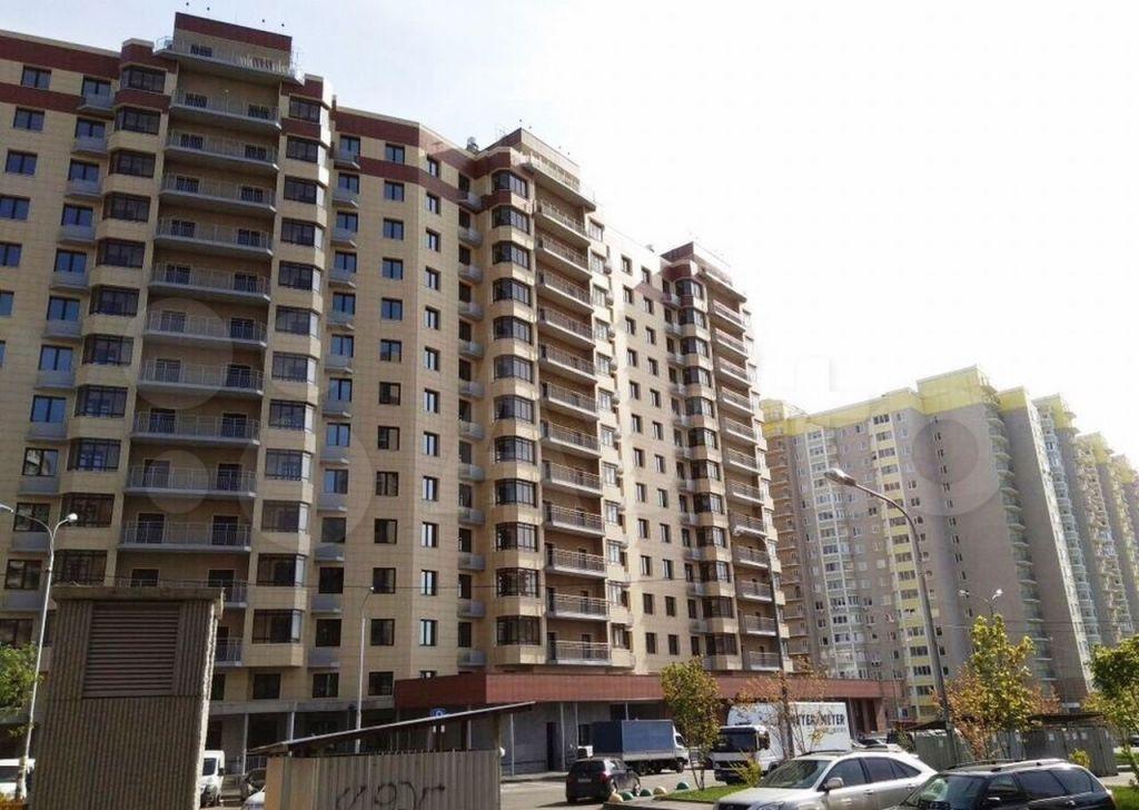 Аренда однокомнатной квартиры Видное, Завидная улица 10, цена 25000 рублей, 2021 год объявление №1362323 на megabaz.ru
