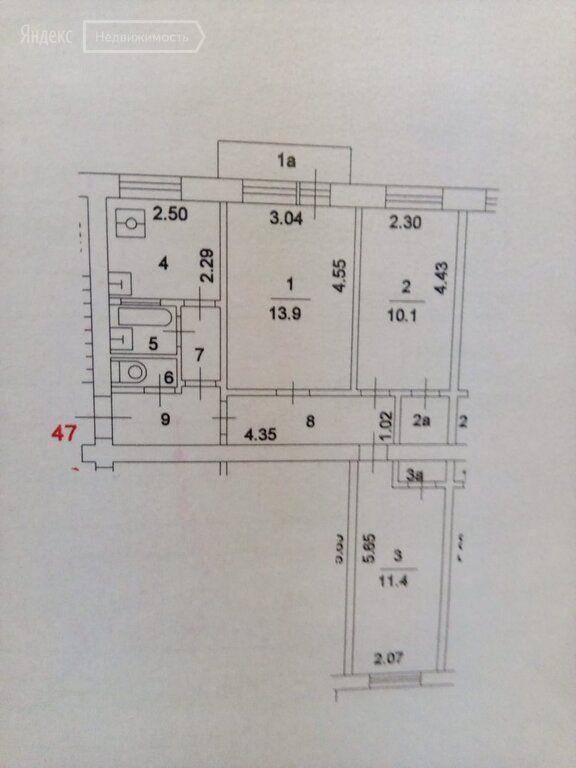 Продажа комнаты Москва, метро Семеновская, Семёновский переулок 18, цена 4500000 рублей, 2021 год объявление №705535 на megabaz.ru