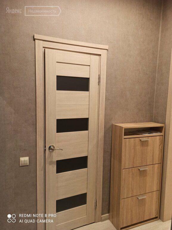 Продажа однокомнатной квартиры деревня Высоково, Центральная улица, цена 4000000 рублей, 2021 год объявление №554348 на megabaz.ru