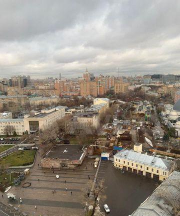 Продажа двухкомнатной квартиры Москва, метро Баррикадная, Кудринская площадь 1, цена 31990000 рублей, 2021 год объявление №545658 на megabaz.ru