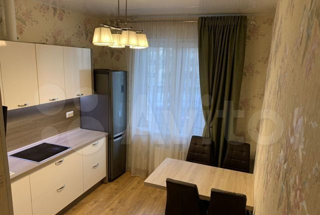 Продажа однокомнатной квартиры поселок Мечниково, цена 6550000 рублей, 2021 год объявление №545660 на megabaz.ru
