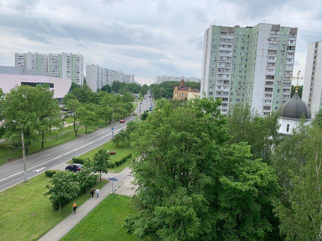 Продажа однокомнатной квартиры Москва, метро Алтуфьево, улица Лескова 11А, цена 9000000 рублей, 2021 год объявление №545625 на megabaz.ru