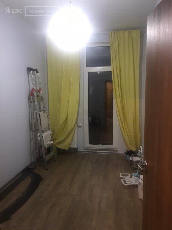 Продажа однокомнатной квартиры поселок Мещерино, метро Домодедовская, цена 5500000 рублей, 2021 год объявление №545747 на megabaz.ru