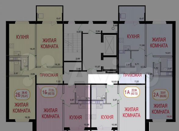 Продажа однокомнатной квартиры село Быково, цена 4480000 рублей, 2021 год объявление №571473 на megabaz.ru