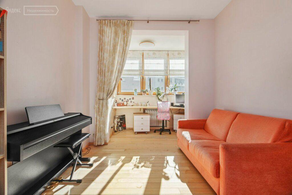 Продажа пятикомнатной квартиры Москва, Ходынский бульвар 19, цена 156240000 рублей, 2021 год объявление №546010 на megabaz.ru