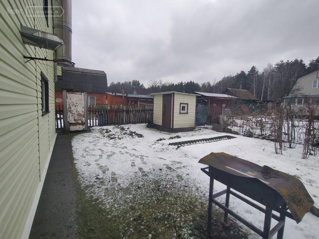 Продажа дома село Нижнее Хорошово, Центральная улица, цена 5200000 рублей, 2021 год объявление №546003 на megabaz.ru