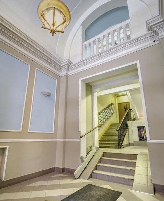 Продажа двухкомнатной квартиры Москва, метро Павелецкая, Валовая улица 6, цена 19200000 рублей, 2021 год объявление №352098 на megabaz.ru
