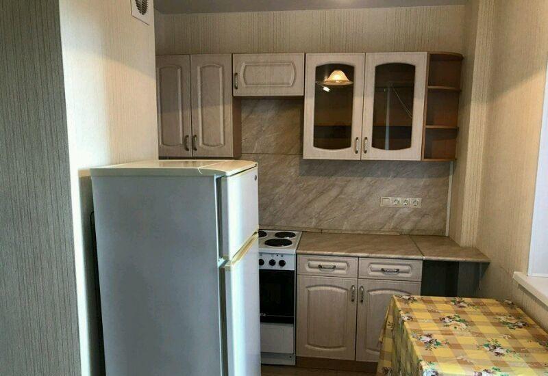 Аренда однокомнатной квартиры поселок городского типа Некрасовский, цена 20000 рублей, 2021 год объявление №1000408 на megabaz.ru