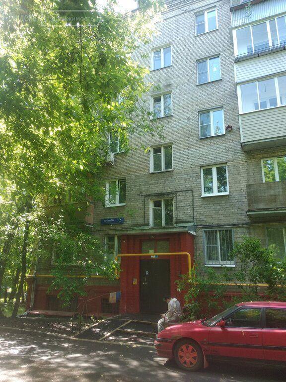 Продажа однокомнатной квартиры Москва, метро Тушинская, улица Свободы 2, цена 6800000 рублей, 2020 год объявление №409497 на megabaz.ru