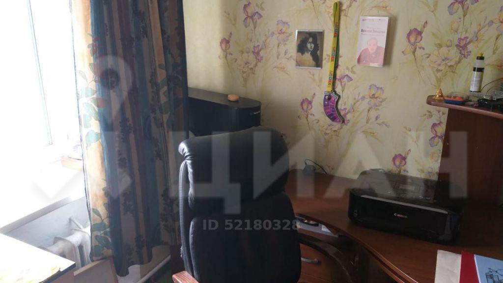 Продажа двухкомнатной квартиры Ногинск, метро Партизанская, улица 3-го Интернационала 99, цена 2600000 рублей, 2020 год объявление №382773 на megabaz.ru