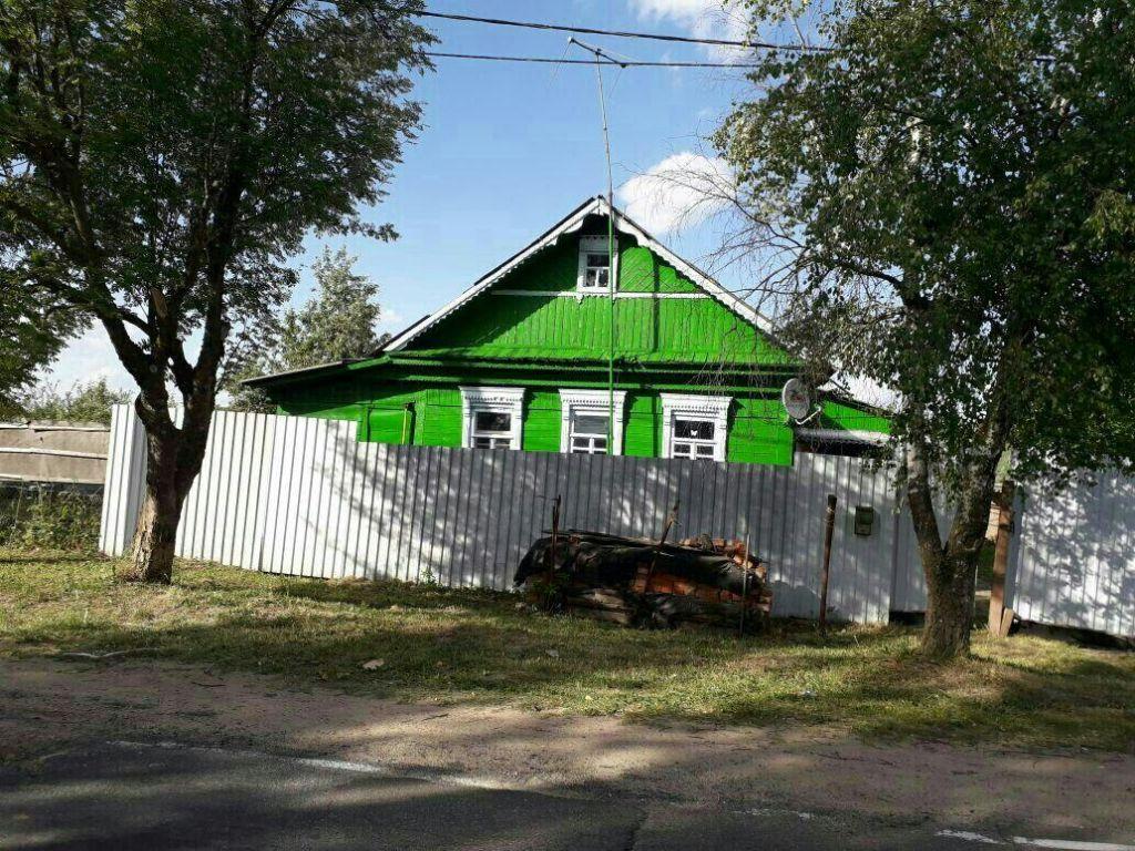 Продажа дома деревня Андреевское, цена 3000000 рублей, 2020 год объявление №449096 на megabaz.ru