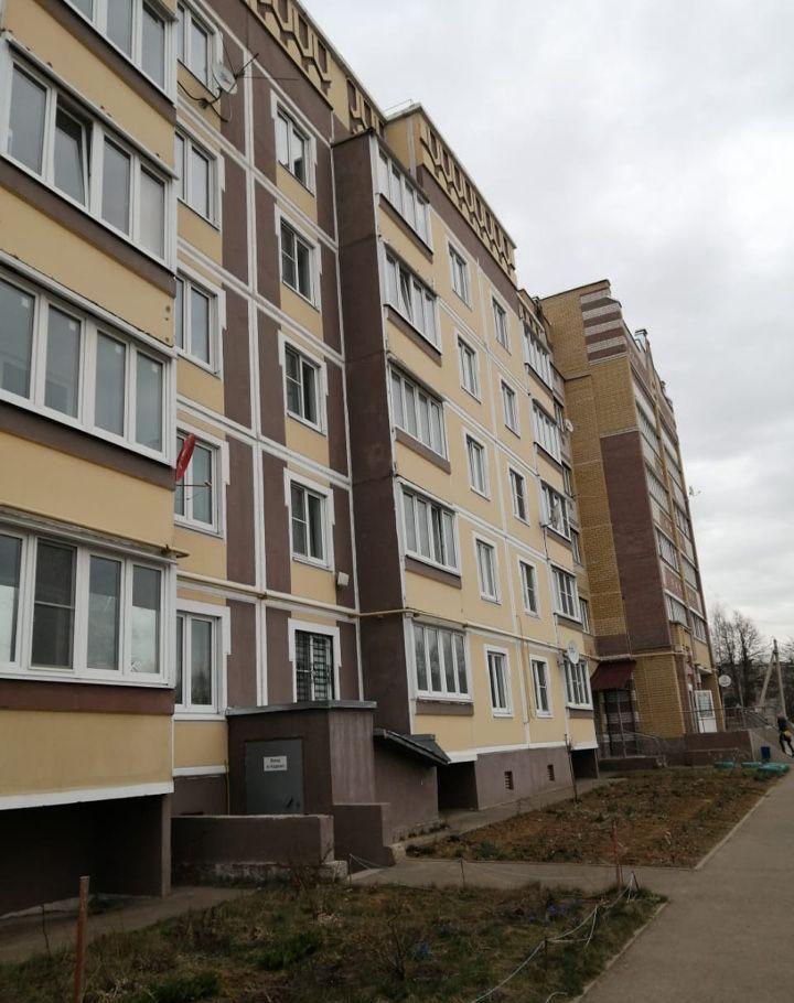 Продажа однокомнатной квартиры поселок городского типа Икша, Рабочая улица 27, цена 3100000 рублей, 2021 год объявление №370097 на megabaz.ru