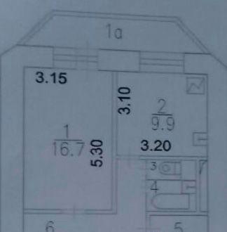 Продажа однокомнатной квартиры Москва, метро Бауманская, Доброслободская улица 15, цена 12550000 рублей, 2021 год объявление №457549 на megabaz.ru