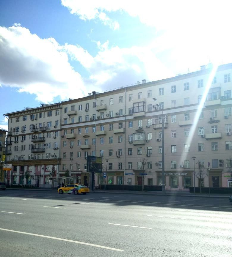 Продажа двухкомнатной квартиры Москва, метро Парк культуры, Смоленский бульвар 7, цена 11580000 рублей, 2020 год объявление №370339 на megabaz.ru