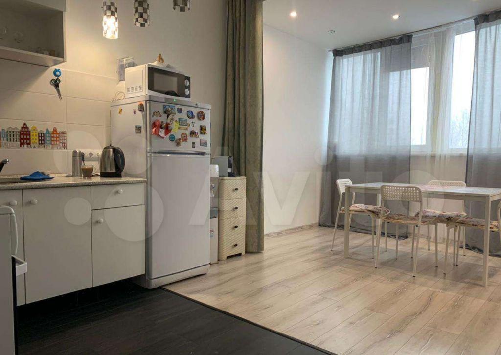 Аренда однокомнатной квартиры Балашиха, улица Строителей 3, цена 25000 рублей, 2021 год объявление №1361671 на megabaz.ru