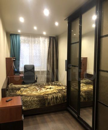 Аренда двухкомнатной квартиры село Речицы, цена 20000 рублей, 2021 год объявление №1263010 на megabaz.ru
