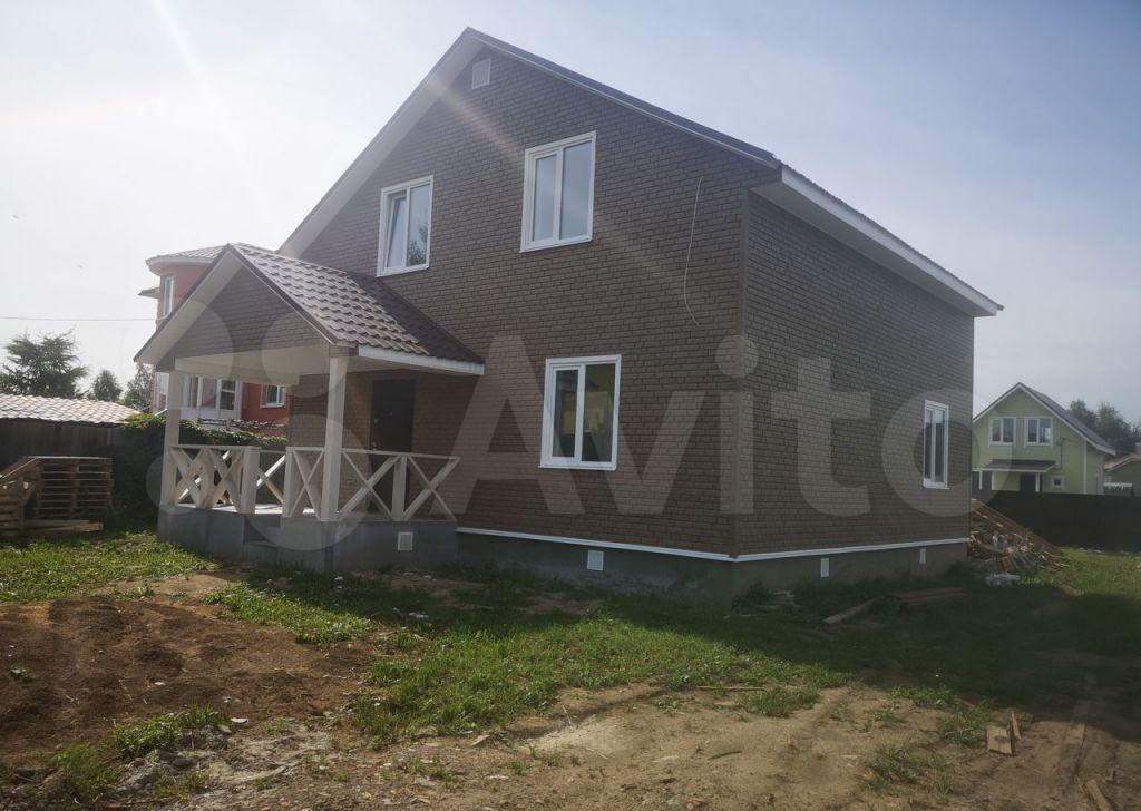 Продажа дома село Речицы, Дачная улица 8А, цена 6550000 рублей, 2021 год объявление №655051 на megabaz.ru