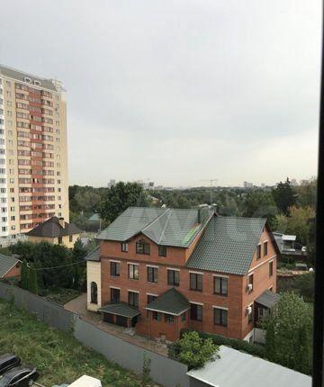 Продажа однокомнатной квартиры село Немчиновка, метро Молодежная, цена 6500000 рублей, 2021 год объявление №553802 на megabaz.ru