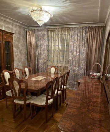 Аренда четырёхкомнатной квартиры Москва, Хорошёвское шоссе 80, цена 75000 рублей, 2021 год объявление №1338928 на megabaz.ru