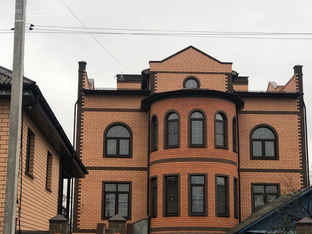 Продажа дома село Троицкое, Новая улица 20, цена 40000000 рублей, 2021 год объявление №546751 на megabaz.ru