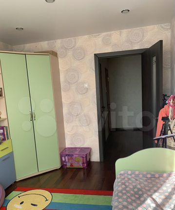 Продажа двухкомнатной квартиры деревня Чепелёво, Вокзальная улица 7, цена 4000000 рублей, 2021 год объявление №590428 на megabaz.ru