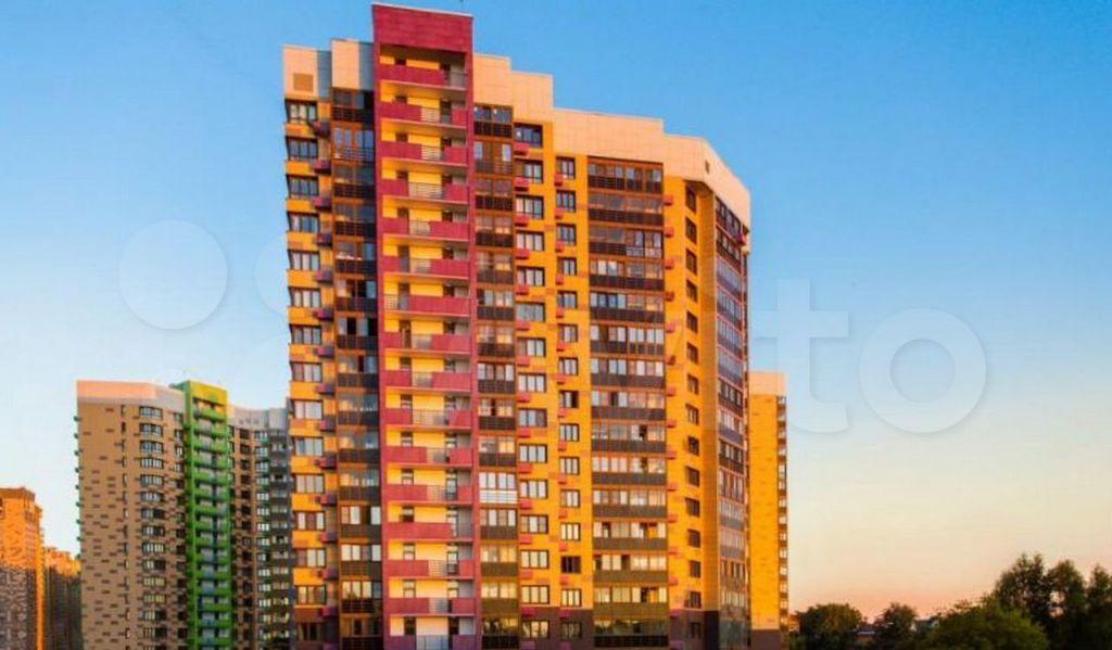 Продажа двухкомнатной квартиры Одинцово, цена 8380000 рублей, 2021 год объявление №618759 на megabaz.ru